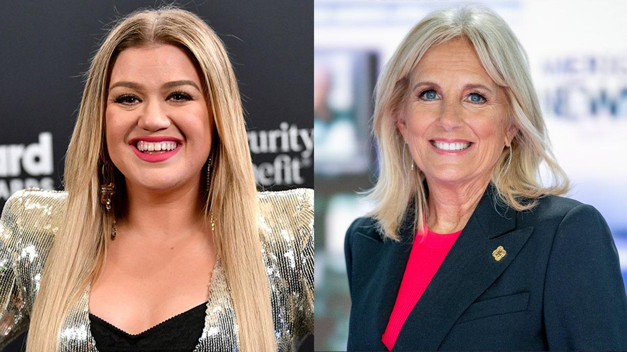 Jill Biden gives Kelly Clarkson advice on healing after a divorce: 'Things will get better' - Fox News