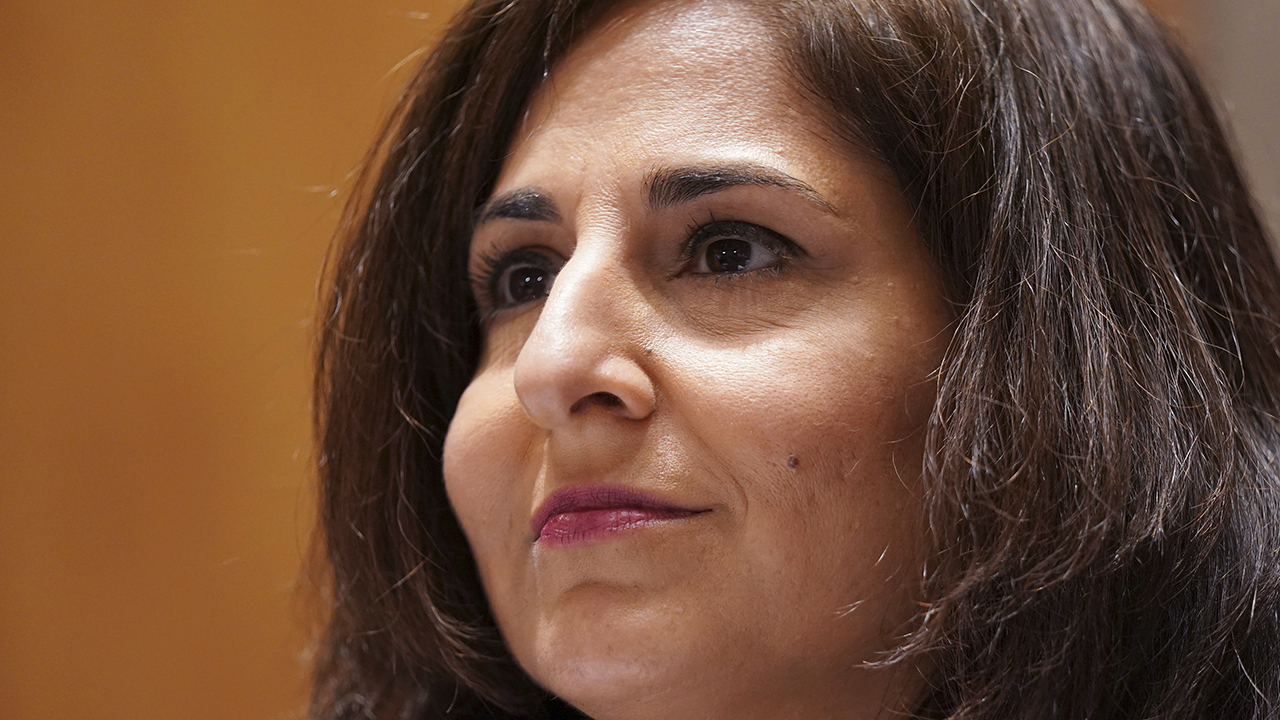 Biden withdrawing nomination of Neera Tanden to be OMB Director