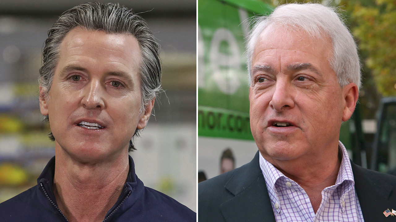 California Republican gubernatorial candidate on Newsom recall effort: 'Voters have finally woken up here'