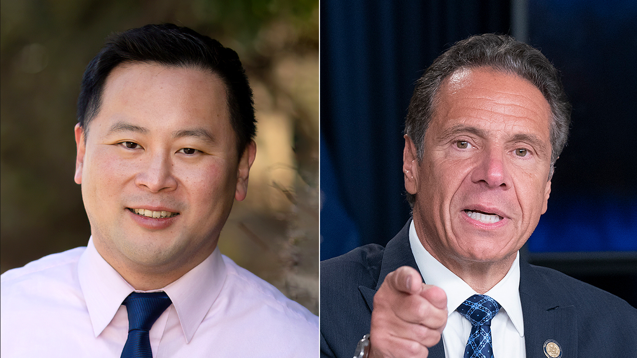 Cuomo responds to Democratic lawmaker who claims Governor said he would 'destroy' him: 'Mr. Kim is lying'