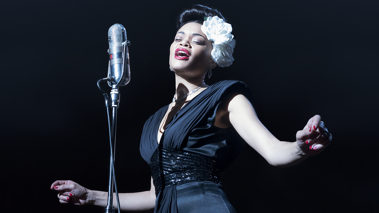 'Billie Holiday' star Andra Day on what helped her most to play the real-life jazz singer
