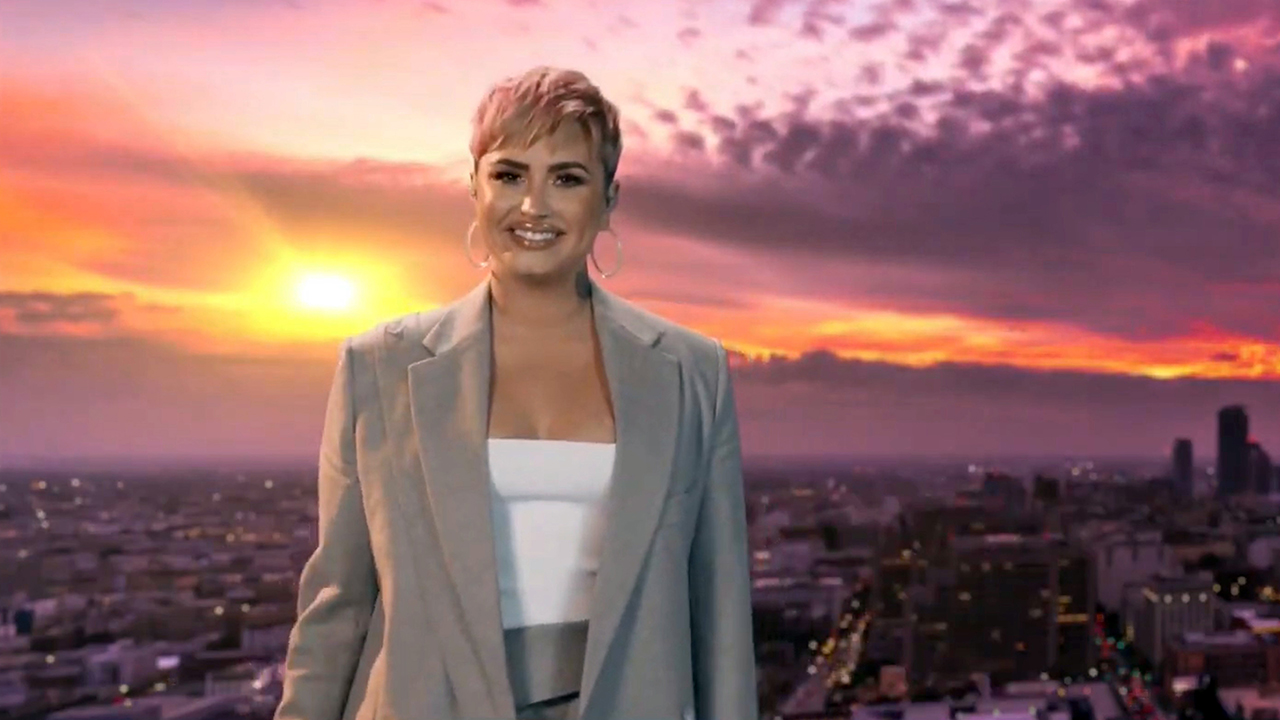 Demi Lovato says she cut her hair because she 'used to hide behind' it - Fox News