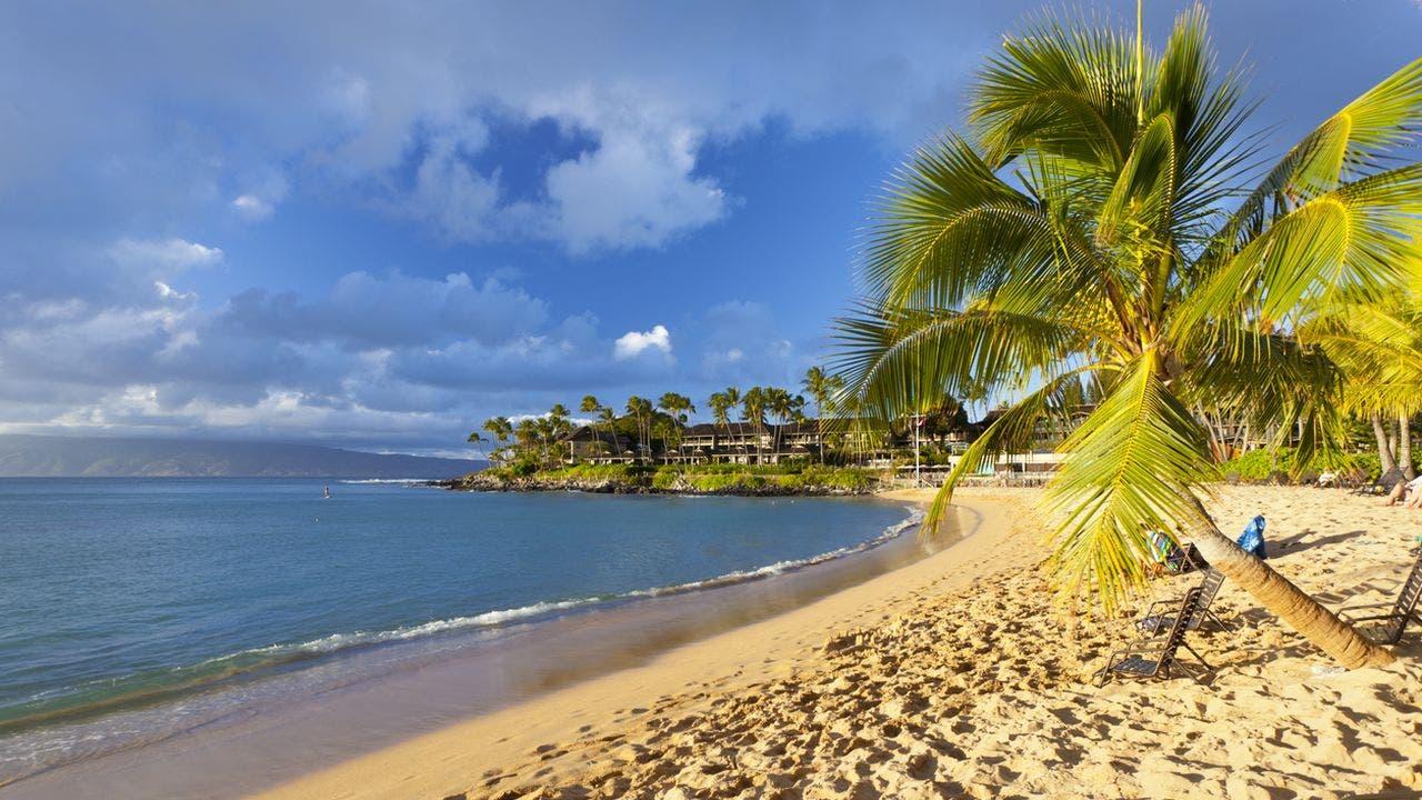 Top 10 beaches in the US, according to Tripadvisor