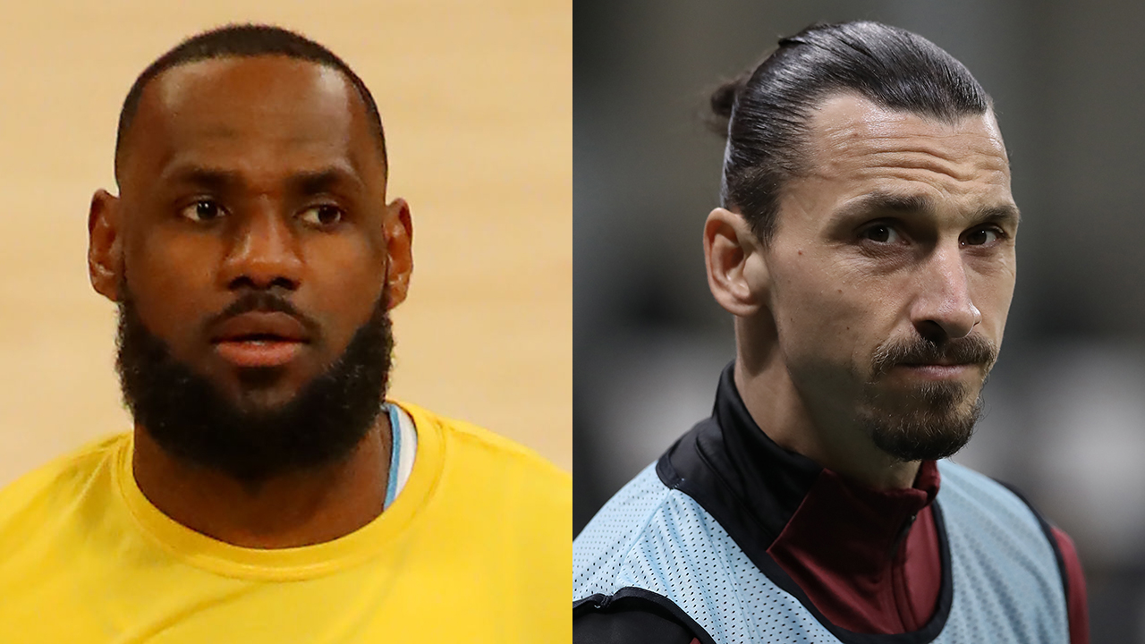 LeBron James whacked by Zlatan Ibrahimovic again in activism dispute - Fox News