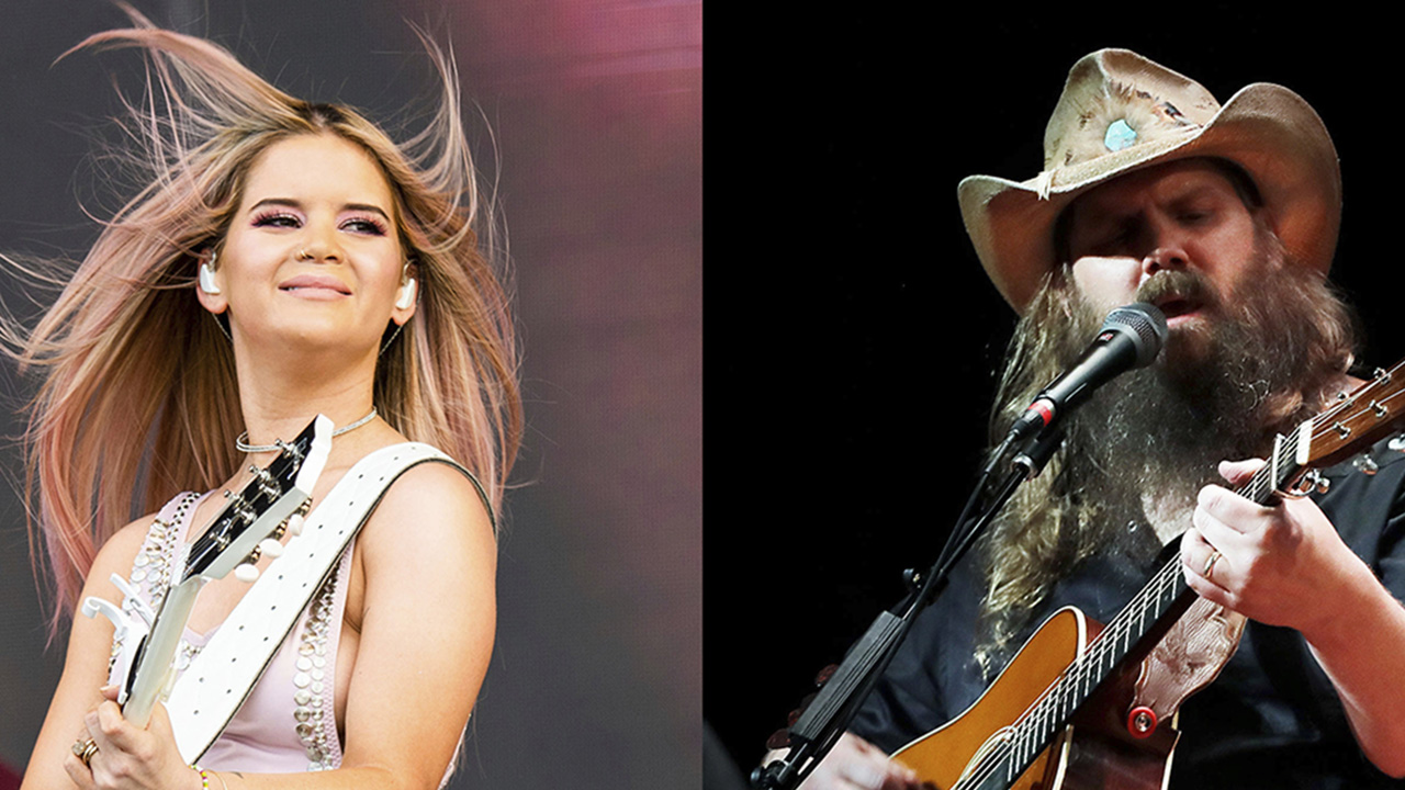 Maren Morris, Chris Stapleton lead ACM nominations; no female artists nominated for top prize