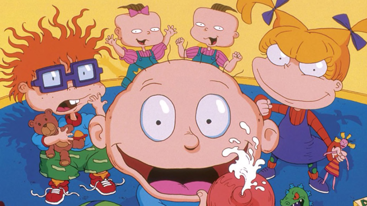 'Rugrats' revival set with the original cast