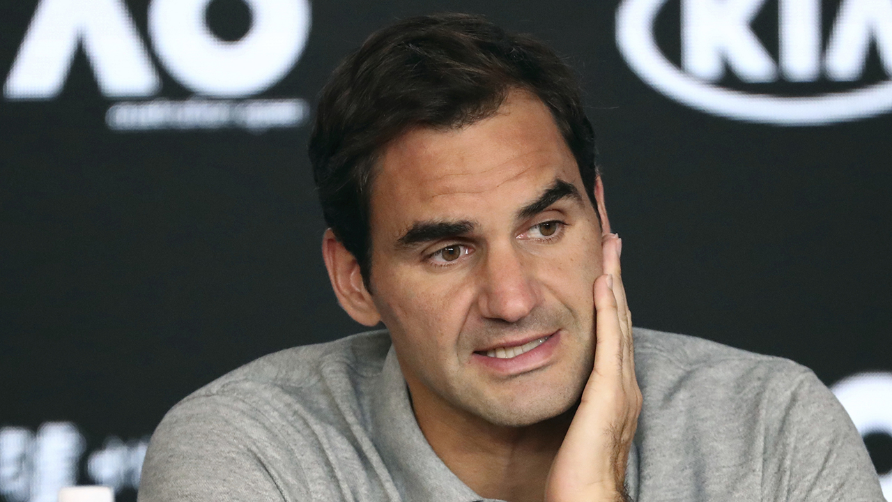 Federer out of Miami Open; will train to