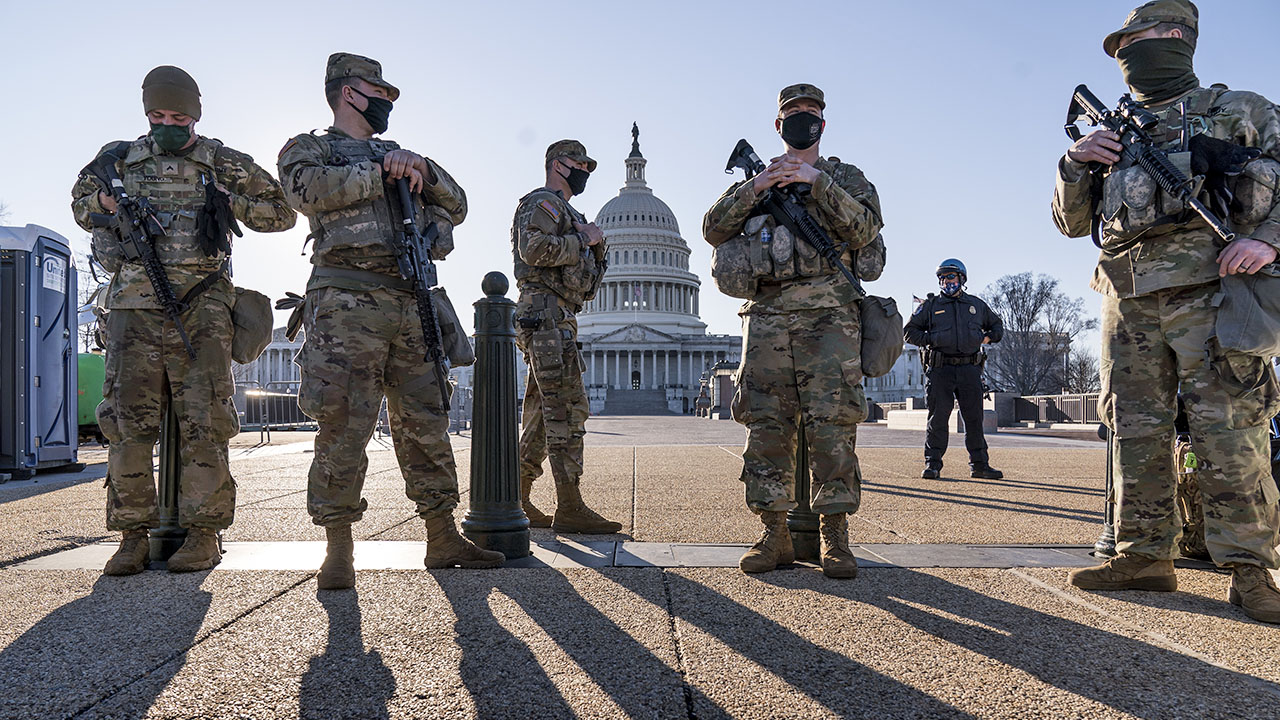 Capitol Police: Threats against members of Congress increased by 107% in one year