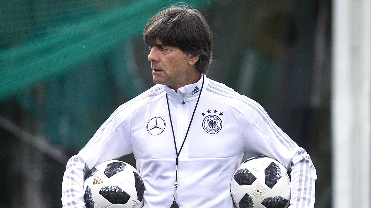Image Löw to quit as Germany coach after European Championship