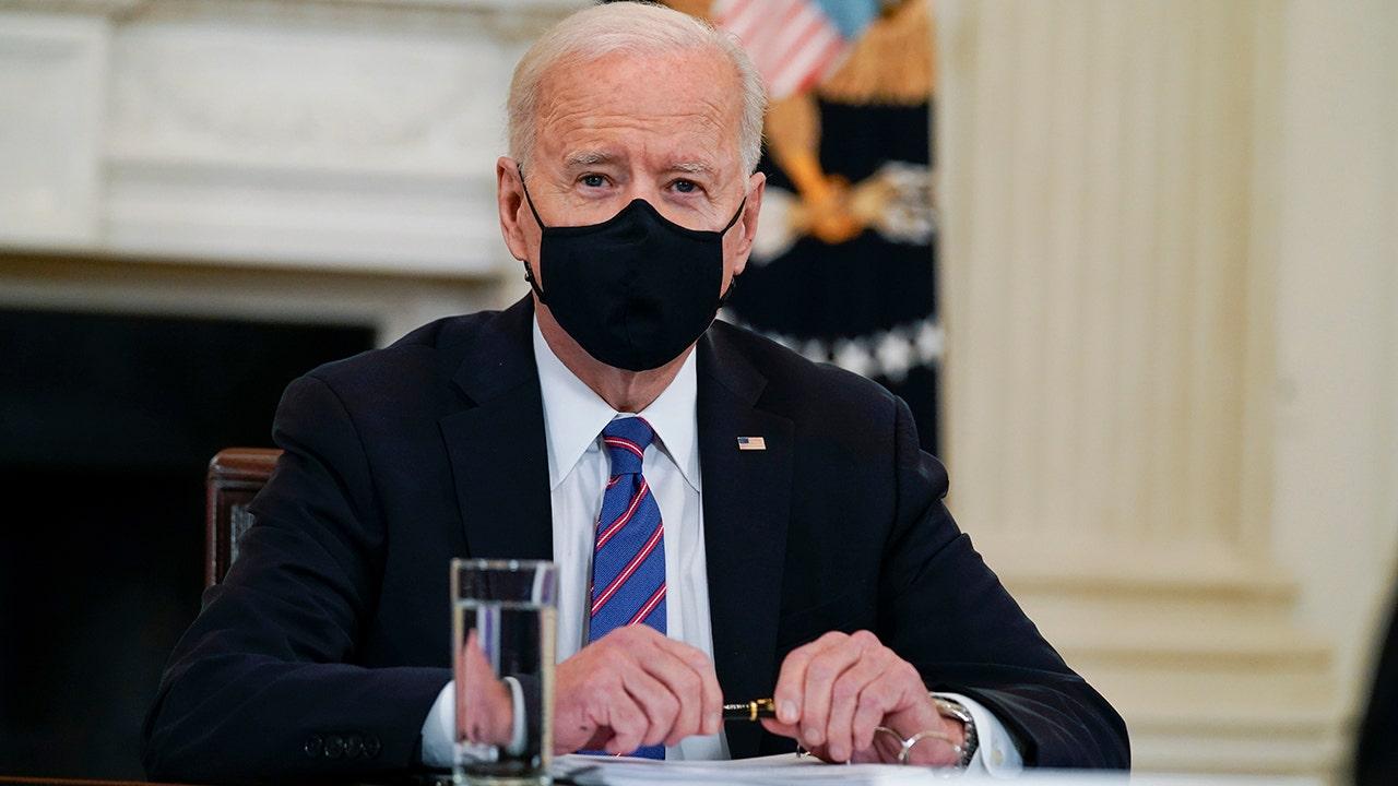 Biden quadruples refugee cap to 62500 following Democratic outcry – Fox News