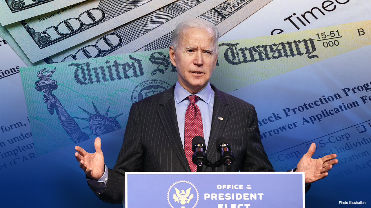 Biden poised for major Hill victorybut faces some flashing red lights