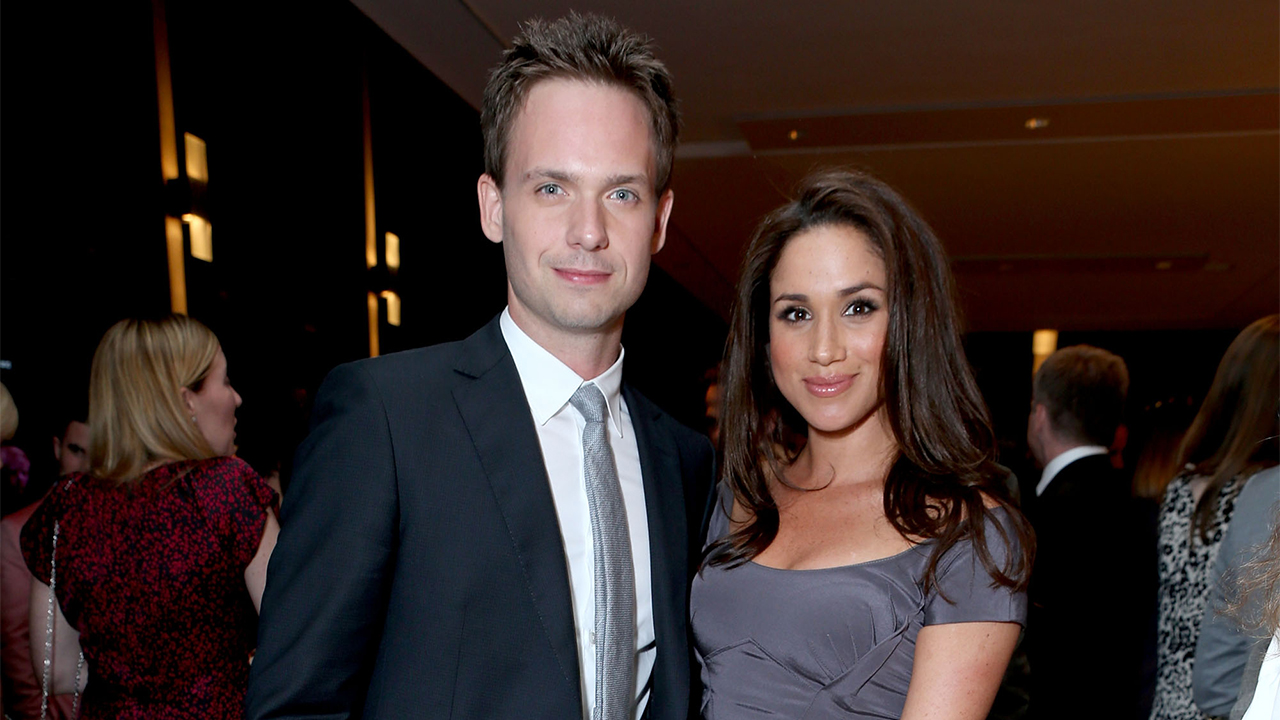 Meghan Markle's 'Suits' co-star Patrick J. Adams slams royal family amid bullying claims: 'Archaic and toxic' - fox