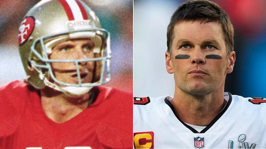Joe Montana's advice to Tom Brady after latest Super Bowl victory: 'Play as long as you can' - Fox News