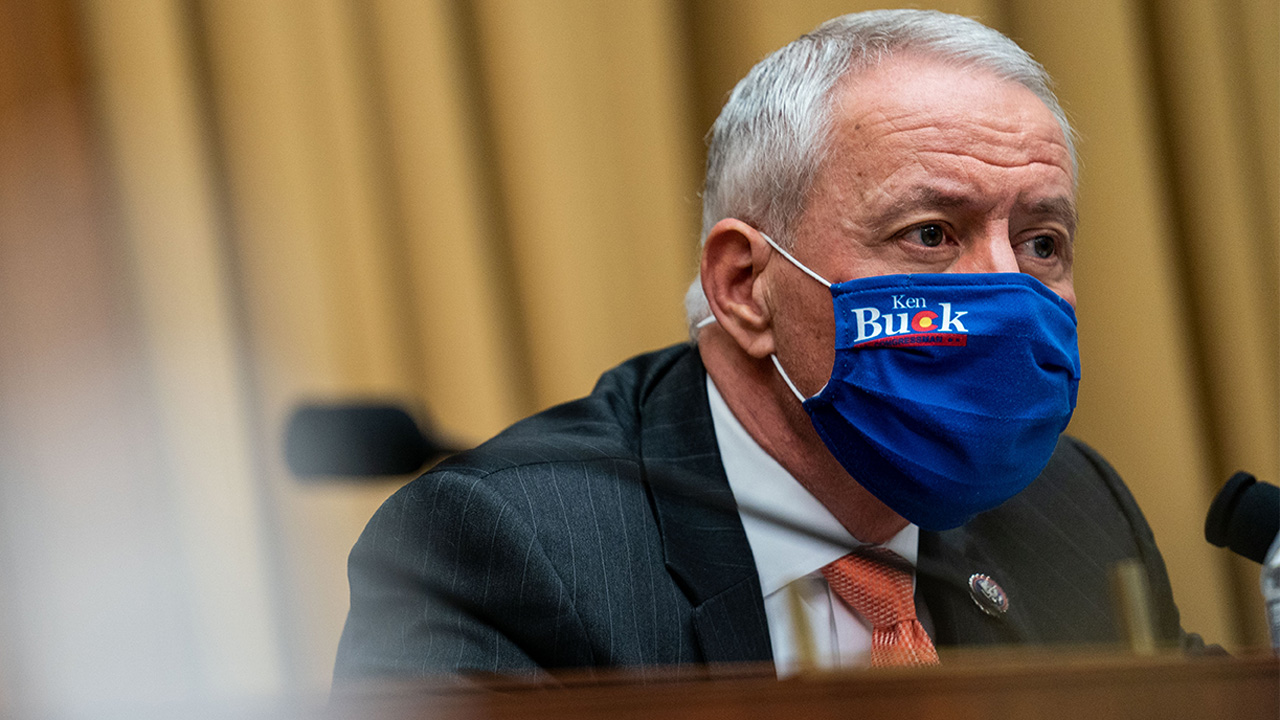 Bipartisan coalition of 52 attorneys general urge Congress to support Rep. Ken Buck's antitrust bill