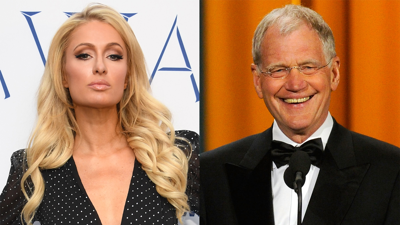 Paris Hilton says David Letterman 'purposefully' tried to 'humiliate' her during 2007 interview about jail - Fox News