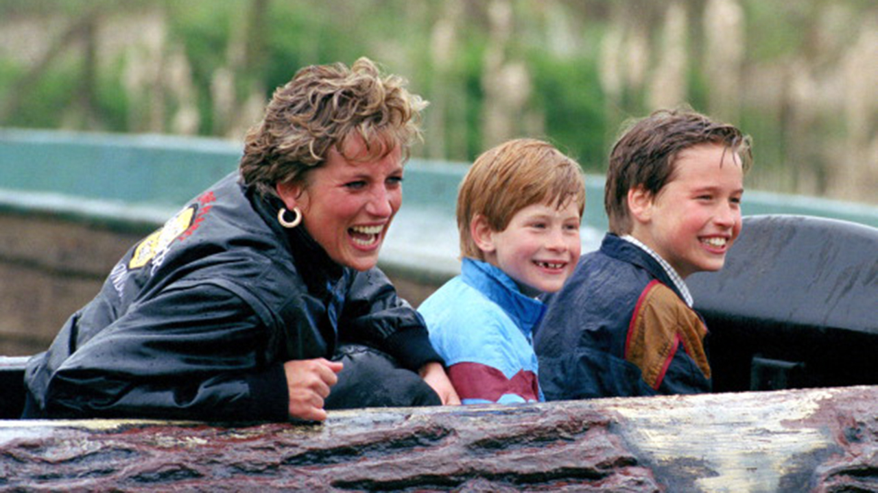 Princess Diana 'wanted to see her boys,' said pal about the royal's last phone call before her tragic death - Fox News