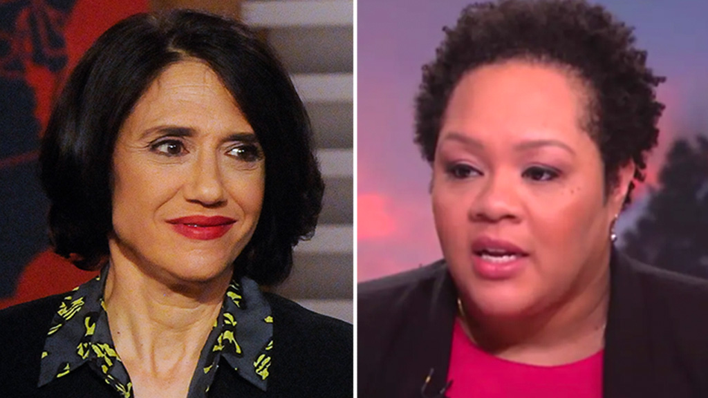 Washington Post's Rubin PBS' Yamiche Alcindor clash over immigration question at Biden press conference – Fox News