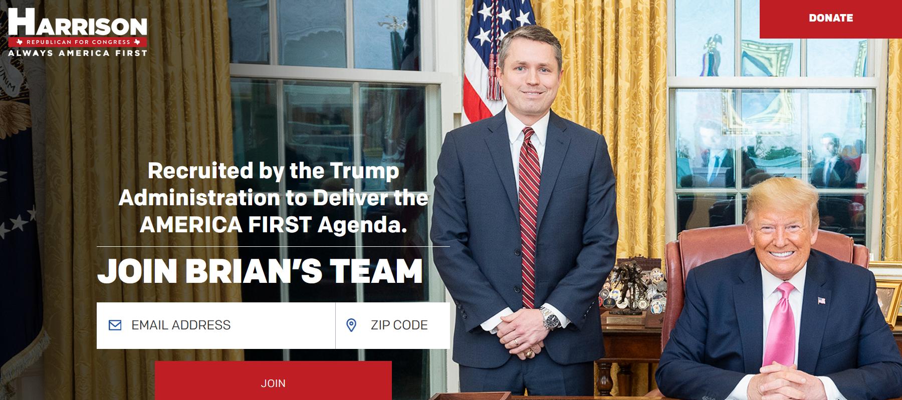 Ex-Trump administration HHS official Brian Harrison announces run for Texas House seat - fox
