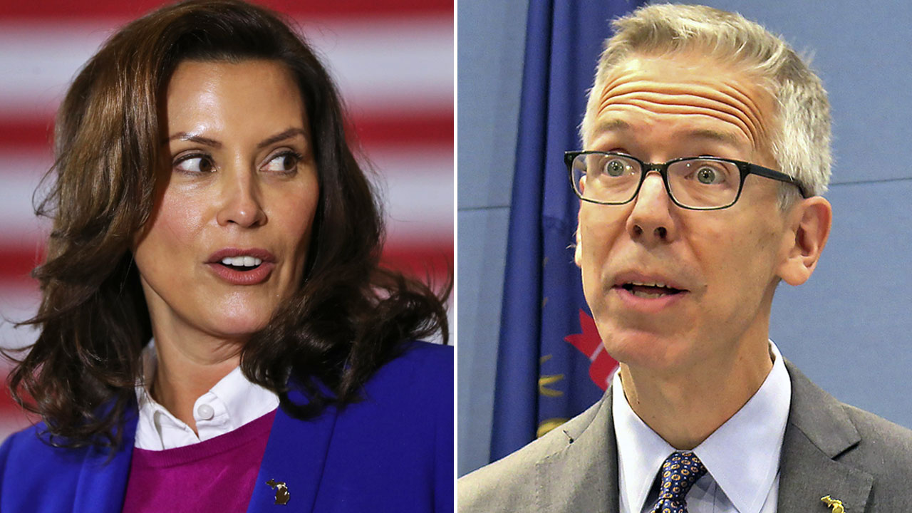 Michigan Gov. Whitmer threatened with subpoena over secret payout to health director