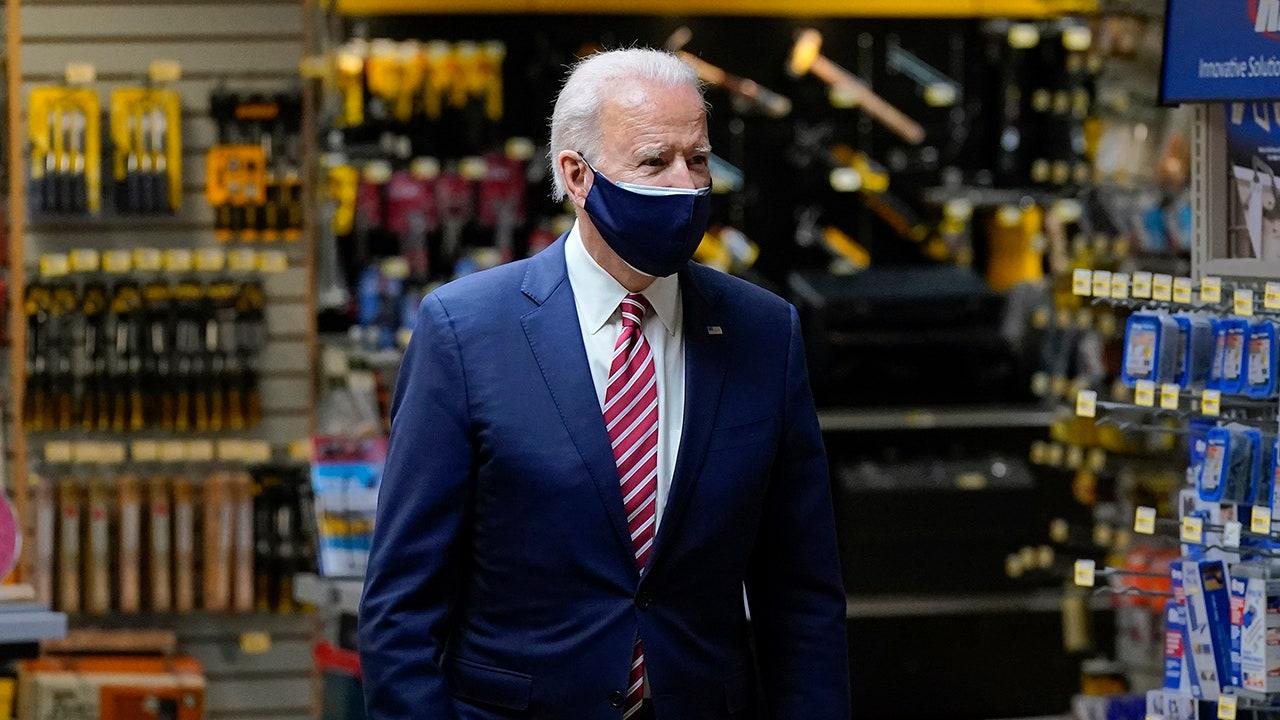 Biden got COVID-19 vaccine and still wears 2 masks: Doctors weigh in - Fox News