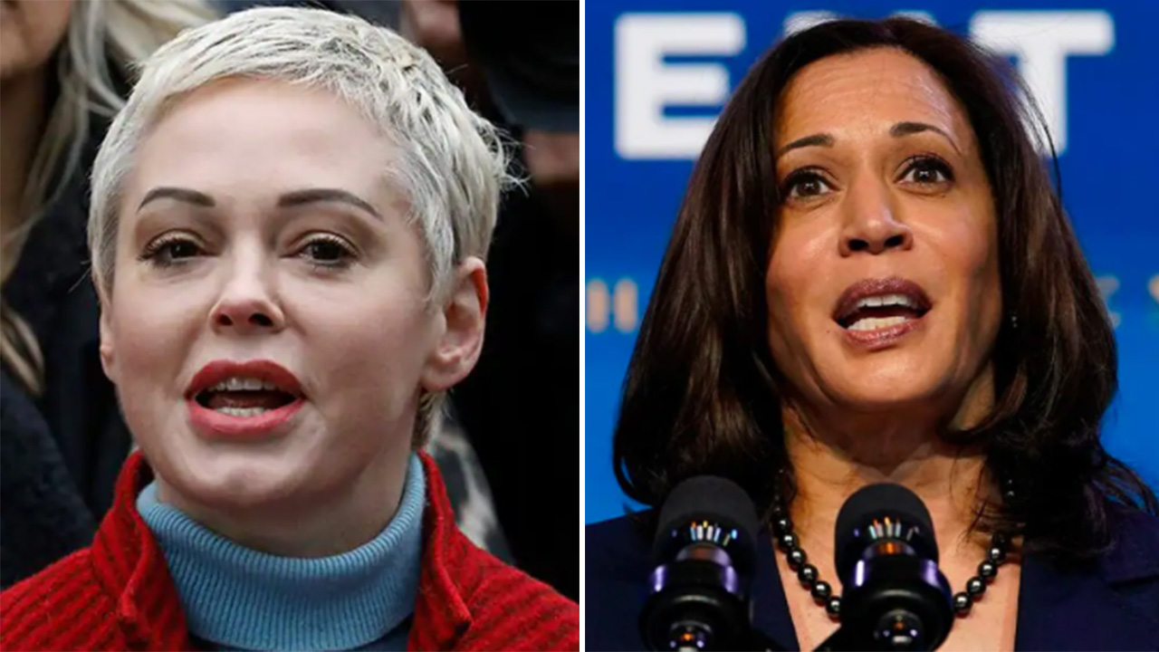 Rose McGowan slams VP Harris for joining Bill Clinton for women empowerment event: 'Have you no soul?' – Fox News
