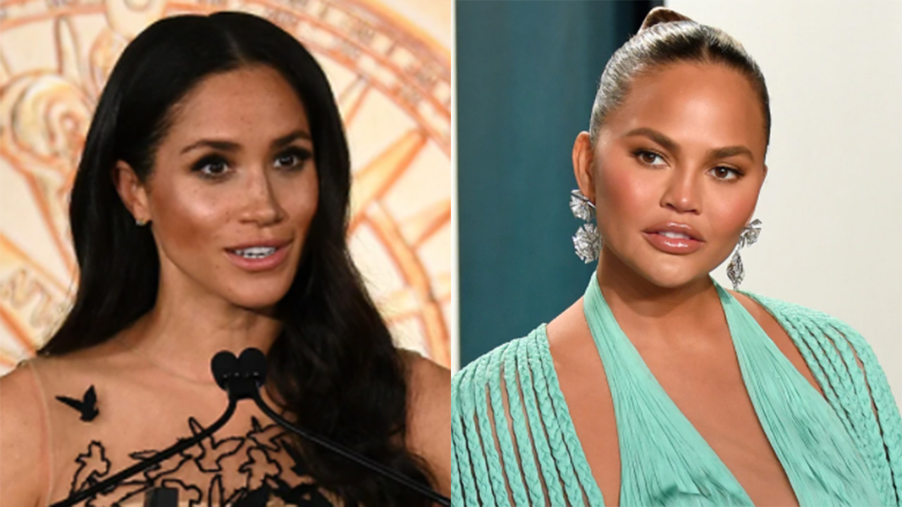 Chrissy Teigen defends Meghan Markle amid royal family rift: 'These people won't stop until she miscarries' – Fox News