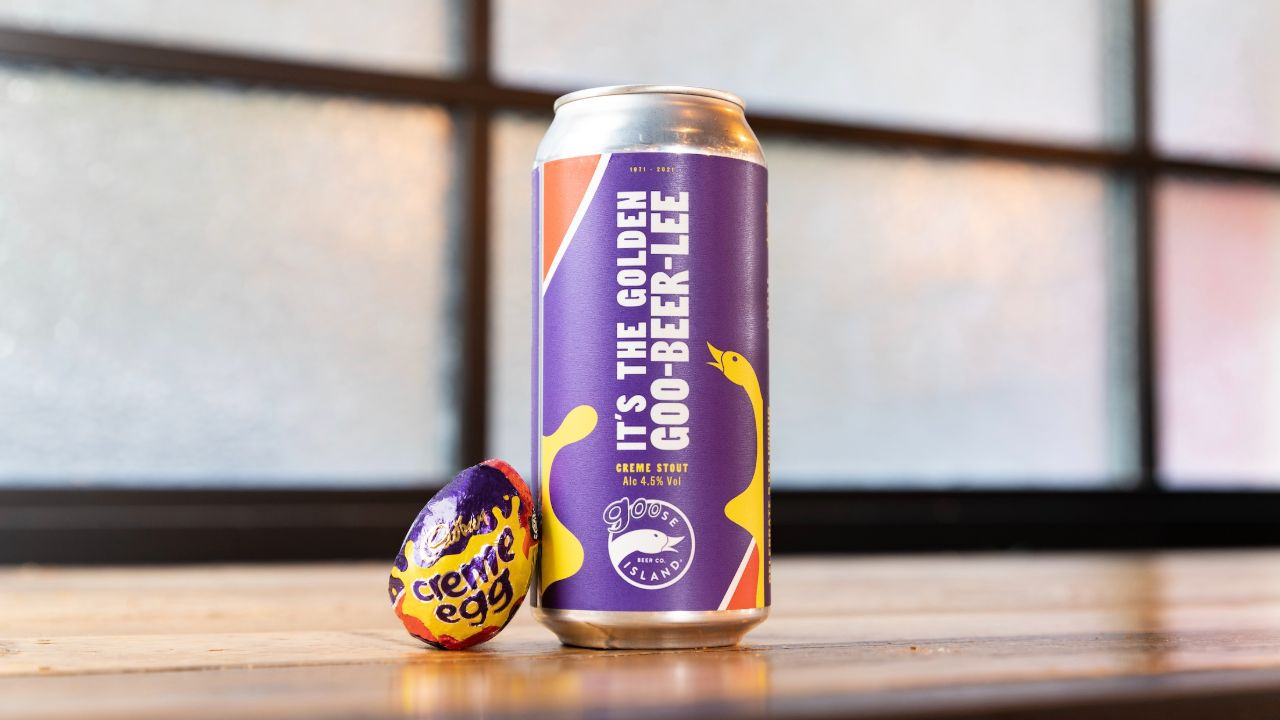 Brewery makes Cadbury Creme Egg beer. Here's what it tastes like - fox