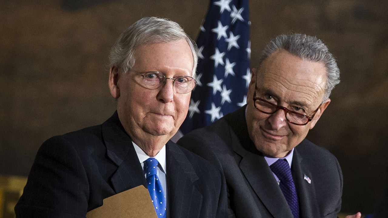 Senate ends Saturday session -- with infrastructure bill still in limbo