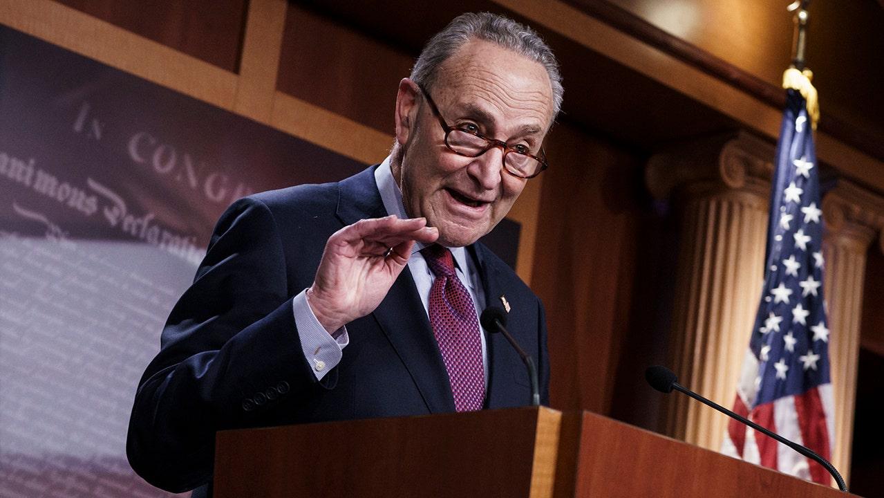 Schumer plots new way to bypass Republicans on Biden's third economic spending bill – Fox News