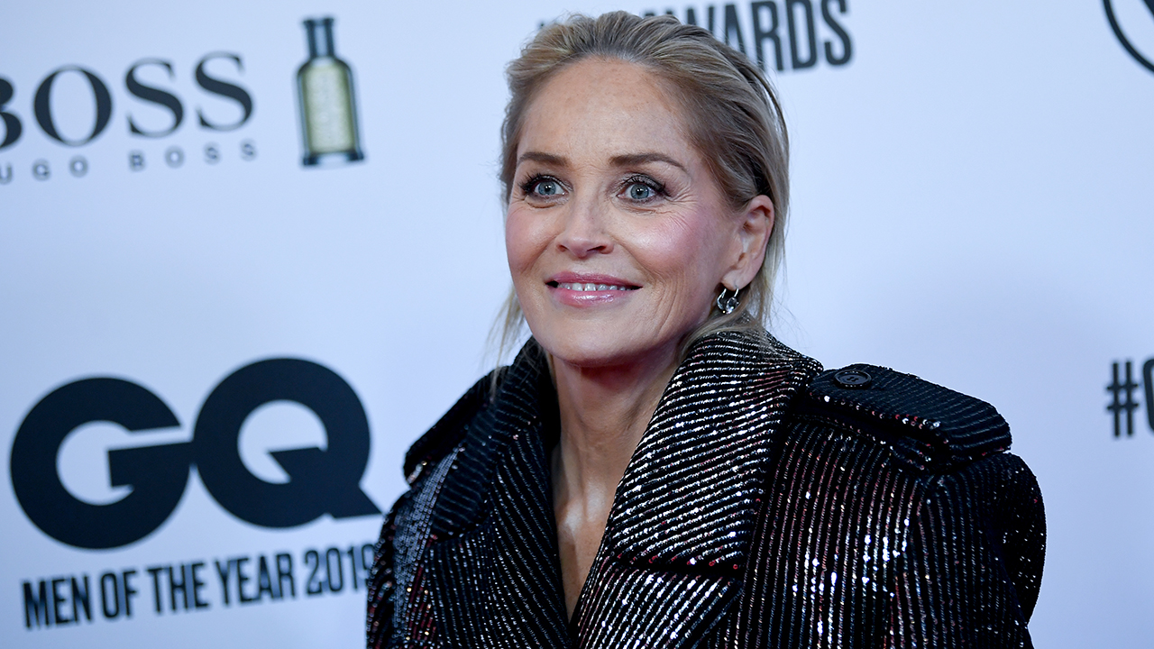 Sharon Stone says she's been 'threatened' with losing work over coronavirus vaccine insistence on set thumbnail