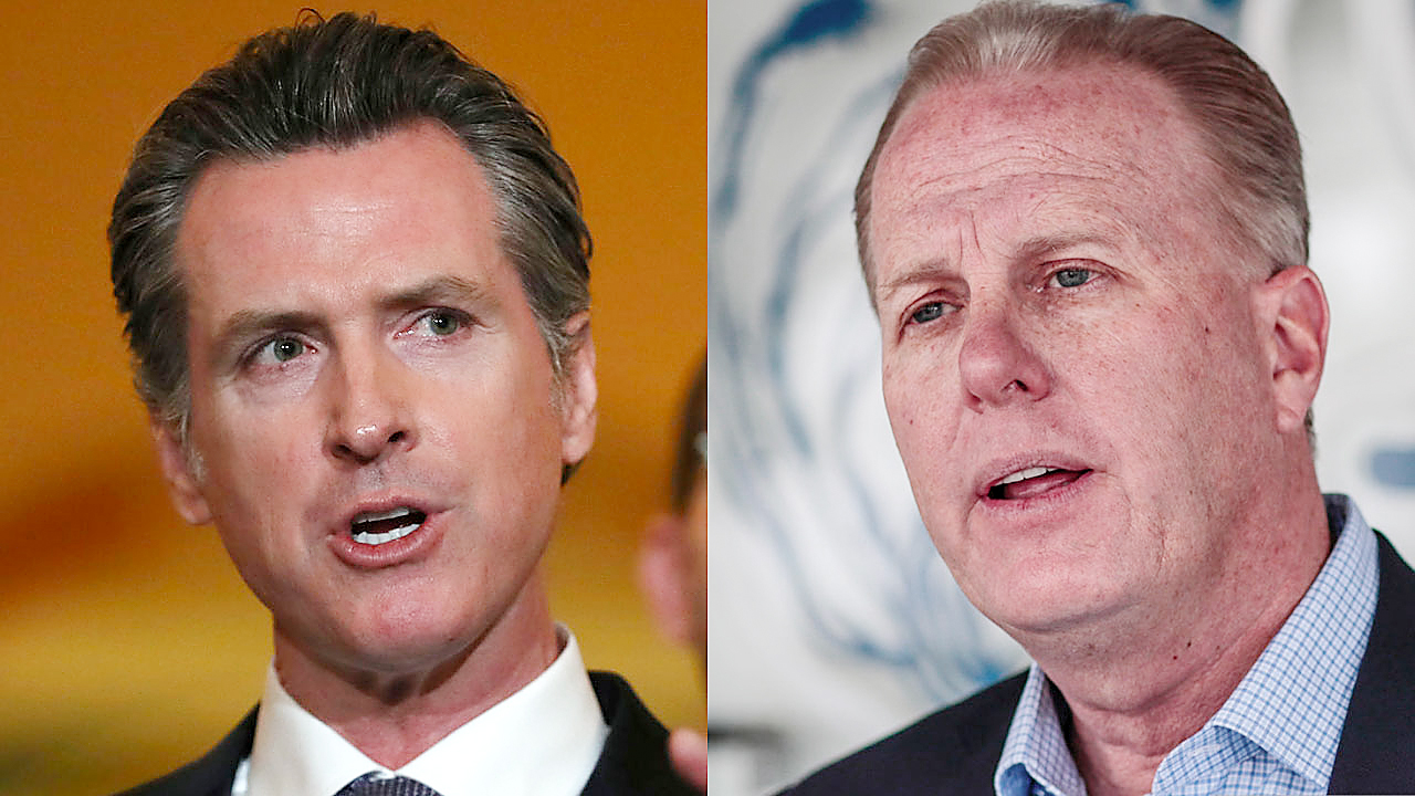 California GOP gubernatorial contender charges Newsom 'has failed us' in new ad – Fox News