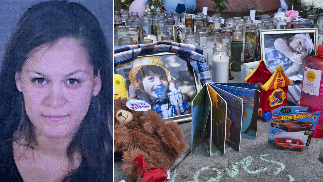 California mom Liliana Carrillo claims she killed 3 kids to shield them from dad: report