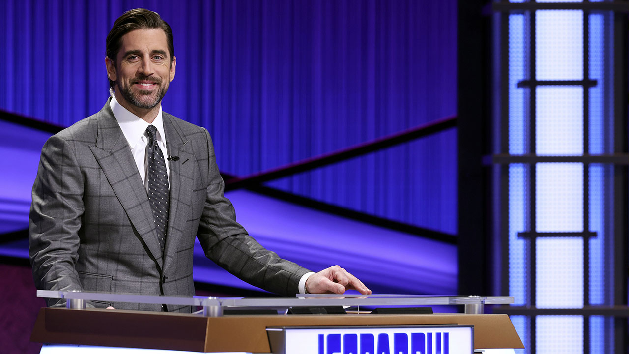 Aaron Rodgers boosted 'Jeopardy!' TV ratings by 14%: report