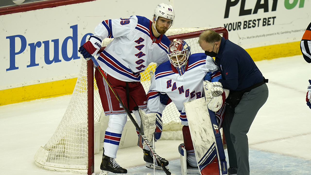 Rangers finish off four-game sweep of New Jersey Devils