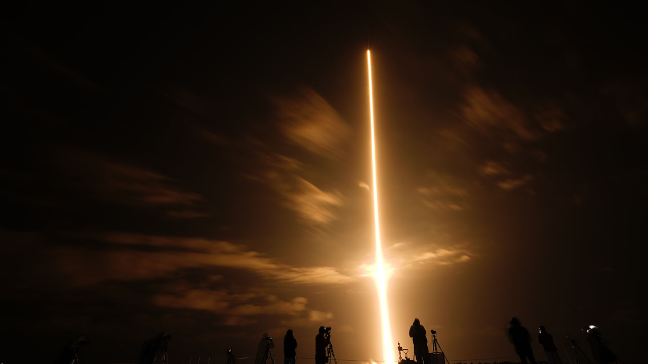 NASA Elon Musk react to SpaceX Crew-2 launch: 'It took 10 years to get here' – Fox News