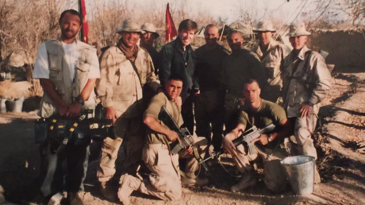 Reporter's notebook : 20 years of the forever war