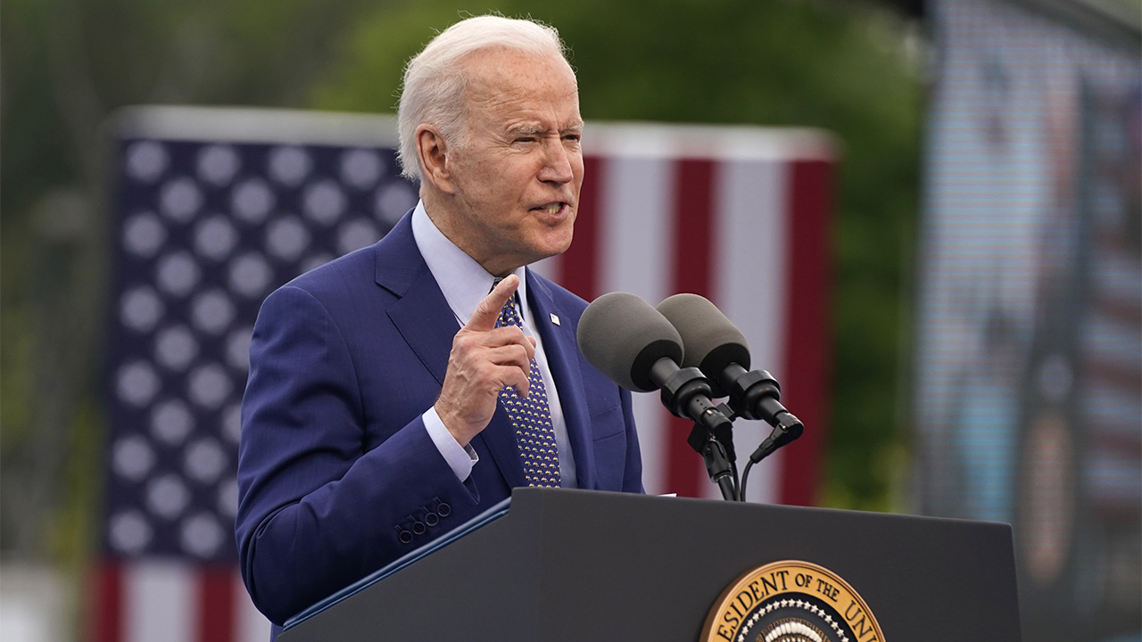 Biden says 'I don't think the American people are racist' despite finding 'systemic racism' – Fox News