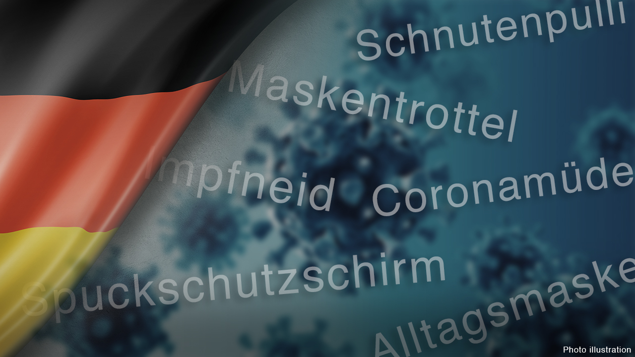 In Germany, more than 1,200 new words have been created in age of COVID-19 - fox