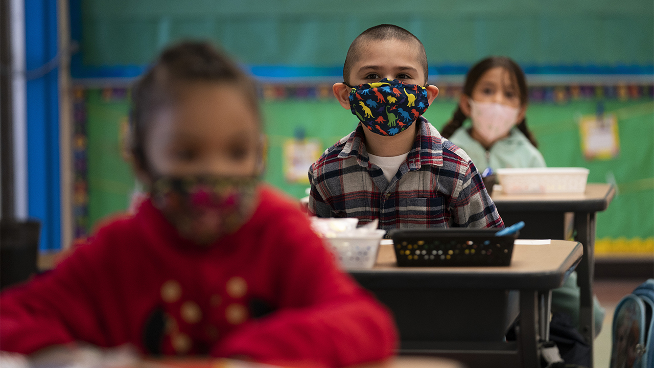 America's largest teachers' union to vote on mandatory COVID-19 vaccinations, masks and testing for students