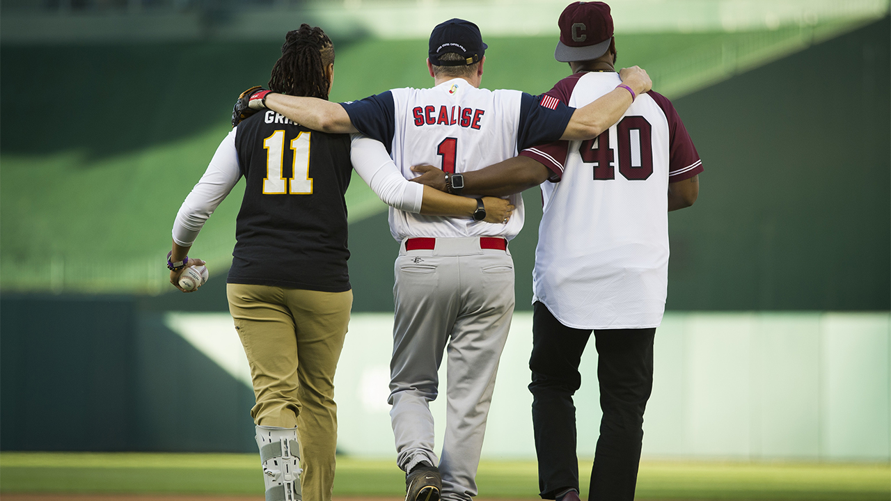 Newly unveiled 'suicide by cop' designation for congressional baseball shooting long opposed by survivors