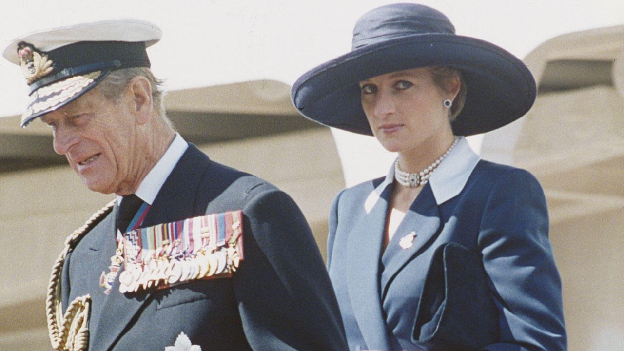 Prince Philip supported Princess Diana during her rocky marriage to Prince Charles author says – Fox News