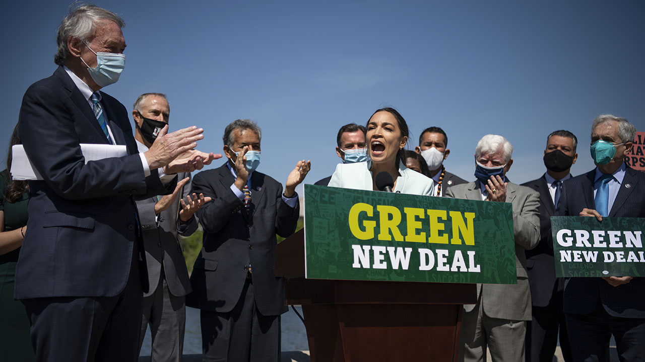 Dems' Green New Deal 2.0 'not the way forward' on climate change: Lomborg - Fox News