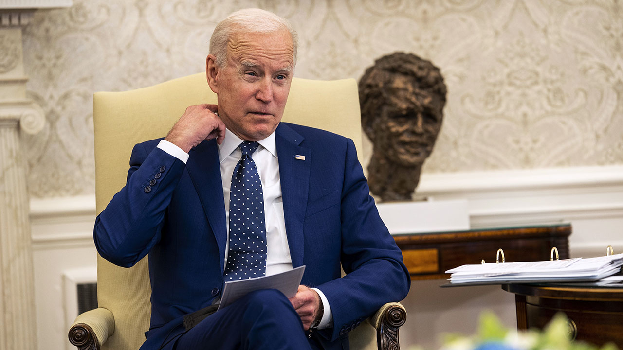 Biden says he expects 'a more aggressive effort' to relax CDC guidance for fully vaccinated people