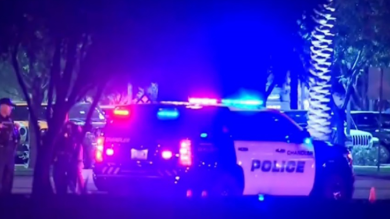Arizona police officer killed, others injured in pursuit of stolen car, officials say