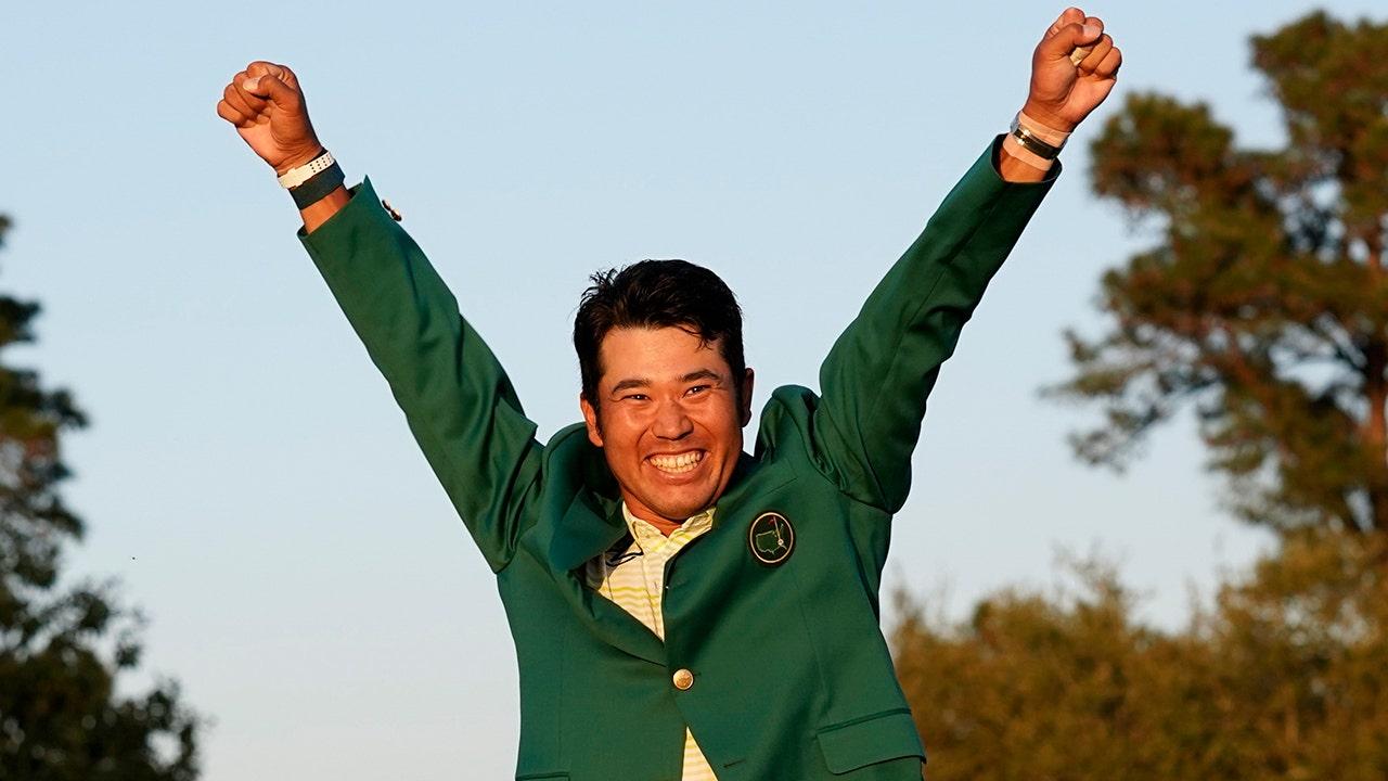 Tiger Woods congratulates Hideki Matsuyama on Masters victory: 'Win will impact the entire golf world' - Fox News