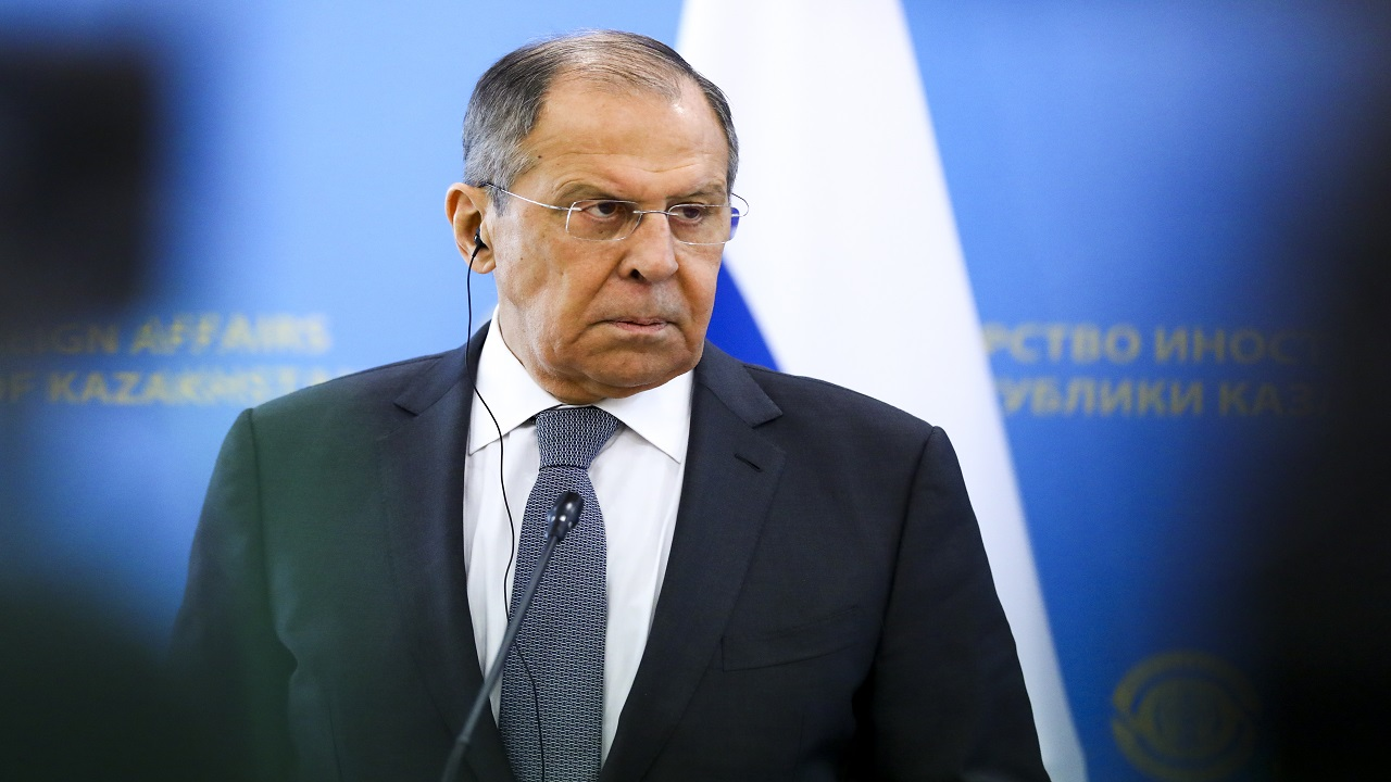 US policy toward Russia is 'dumb,' Lavrov says