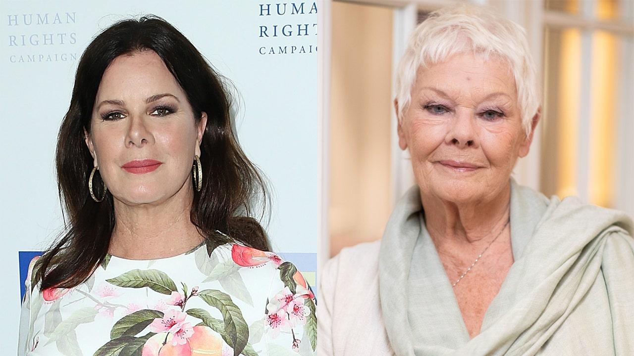 Marcia Gay Harden implies Judi Dench 'seemingly wasn't so happy' when she won an Oscar in 2001