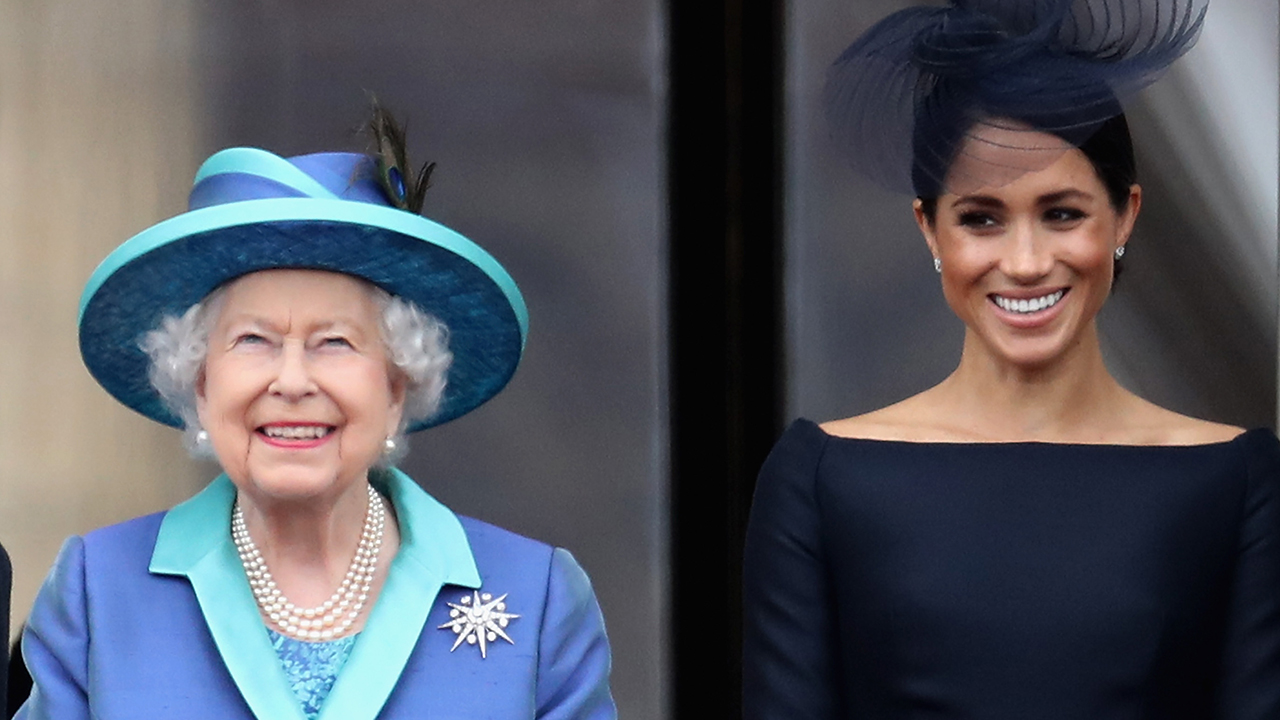 Meghan Markle, son Archie spoke to Queen Elizabeth II ahead of Prince Philip's funeral: report - Fox News