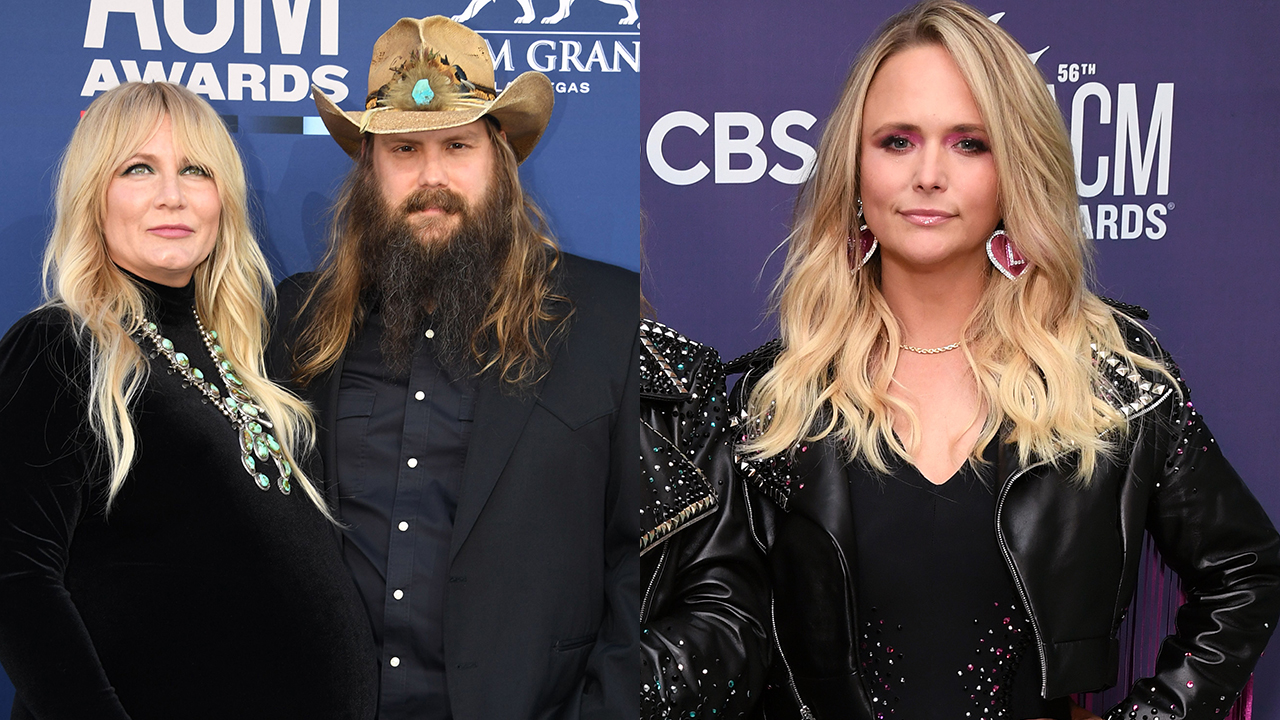 Why Miranda Lambert performed with Chris Stapleton instead of his wife Morgane at ACM Awards 2021 - fox