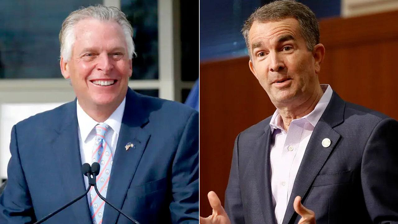 McAuliffe criticizes Virginia school funding, despite Northam calling budget 'great' and 'very progressive'